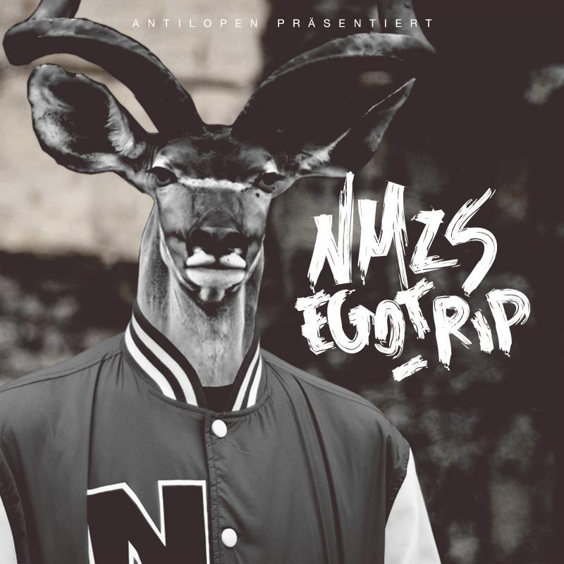 Album-Cover von NMZS - Egotrip